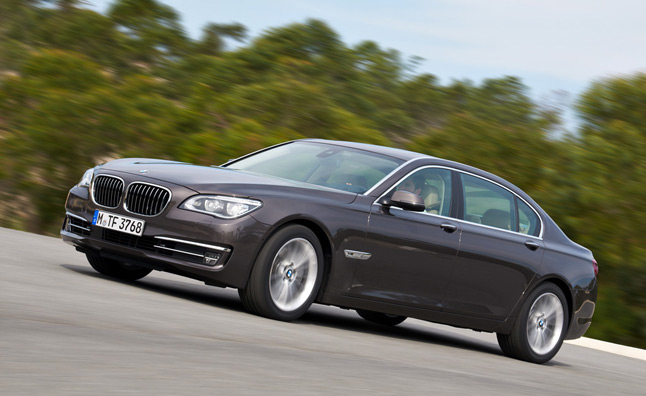 2013 BMW 7 Series Gets Mid-Cycle Refresh