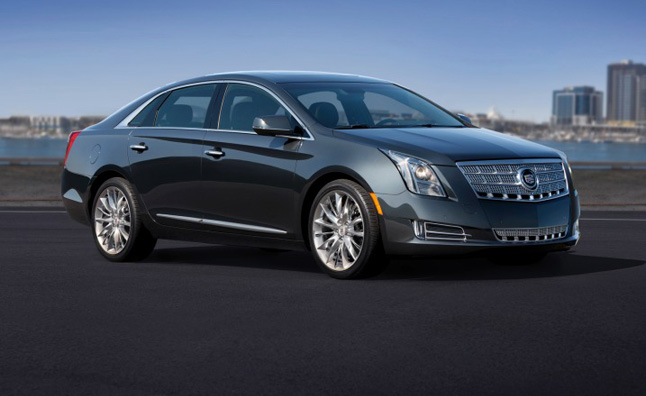 Cadillac Flagship Tipped as GM Begins Hunting Suppliers