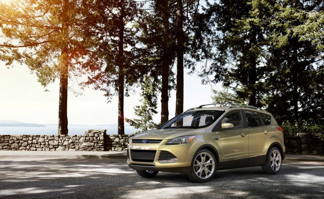 2013 Ford Escape Launch on Schedule Despite Hail Damage
