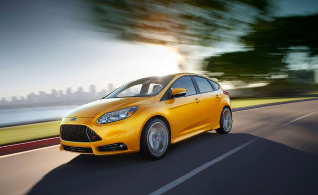 2013 Ford Focus ST Commercial Could Have Your Footage