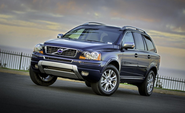 Volvo XC90 to Become New Chinese Flagship