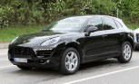 2014 Porsche Macan Revealed in Spy Photos