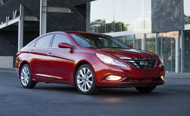 2013 Hyundai Sonata gets Additional Standard Features
