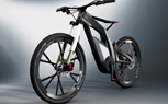 Audi e-Bike Features Five Drive Settings Including 'Wheelie' Mode