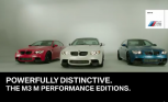 BMW Teases New 'M-Performance' M3 and M5 in Video