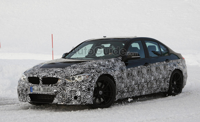 2014 BMW M3 to Herald Return of Inline Six-Cylinder