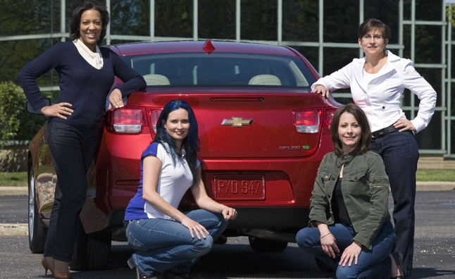 2013 Chevrolet Malibu: Made by Moms, For Moms