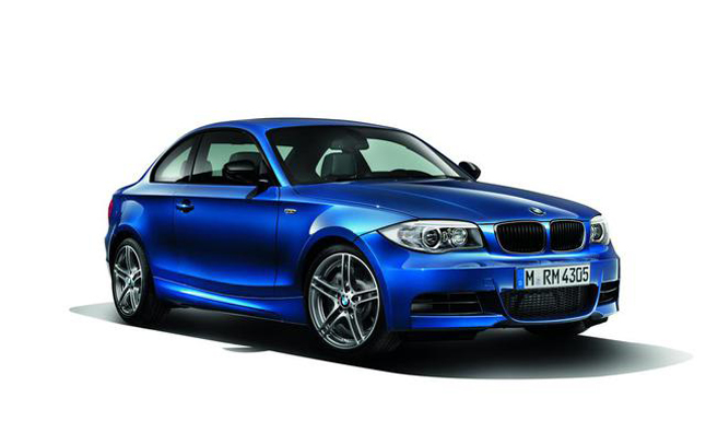 BMW 1-Series Four Door Saloon in the Works