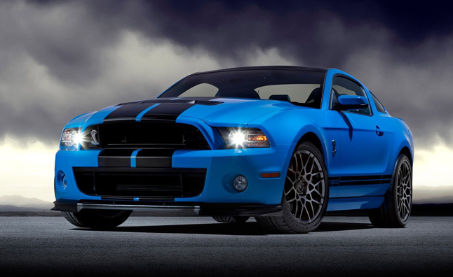 2013 Shelby GT500 Launch Control Explained