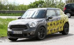 MINI Countryman Coupe Looks Production Ready in Spy Photos