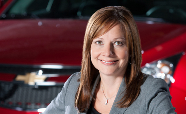General Motors May get First Female CEO