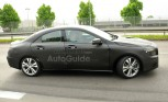Mercedes CLA Takes Shape in New Spy Photos