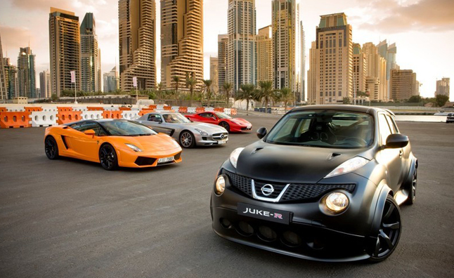 Nissan Juke-R Confirmed for Limited Production, Delivery this Summer