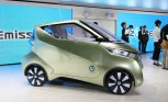 Nissan Plans Four EVs Over Next Three Years