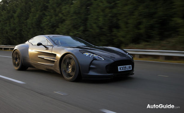 Aston-Martin Will Launch New Car to Celebrate 100 Year Anniversary