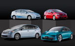 Toyota Prius Ranked World's Third Best Selling Car so Far This Year