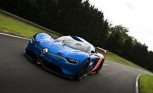 Renault Alpine A110-50 Concept Photo Gallery Leaked