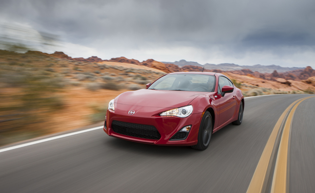 Scion FR-S Convertible Coming in the Future: Sources Say