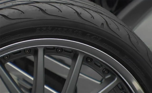 Tire Sidewalls Explained in Video by Yokohama