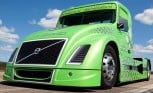Volvo Mean Green Breaks Record, Misses Targeted Top Speed