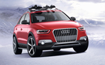 Audi Q3 Red Track Revealed Ahead of Worthersee Tour Debut