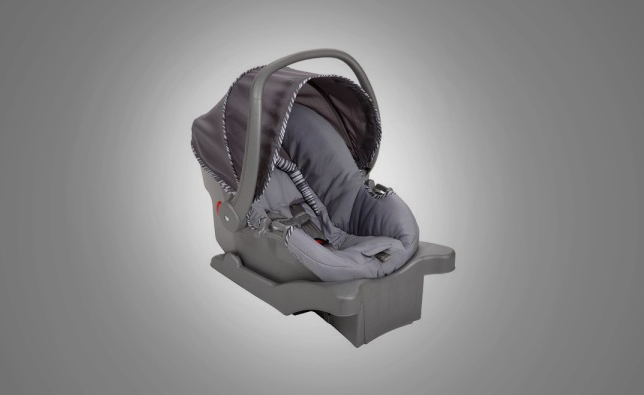 Infant Safety Seats Recalled: 1737 Units Affected
