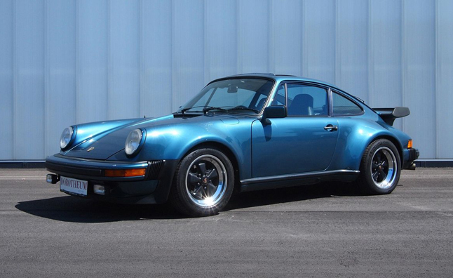 Bill Gates' Porsche 911 Turbo Heading to Dorotheum Auction