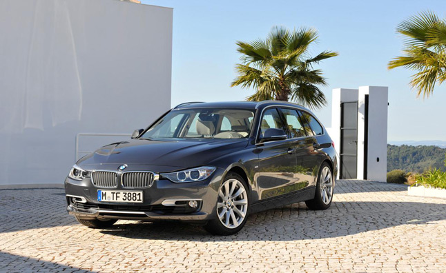 2013 BMW 3-Series Wagon Revealed