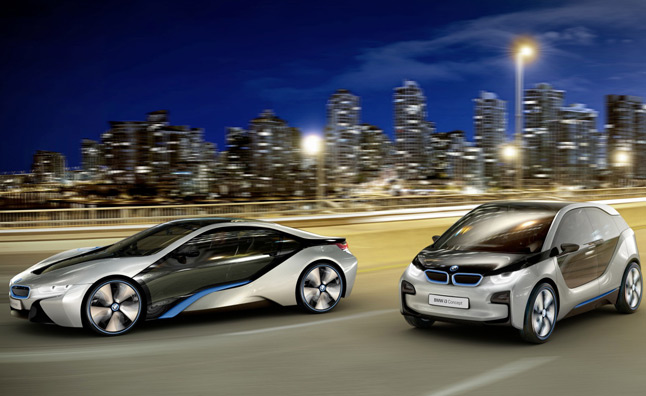 BMW Mulls Contingency Plans for i3, i8 as EV Demand Faulters