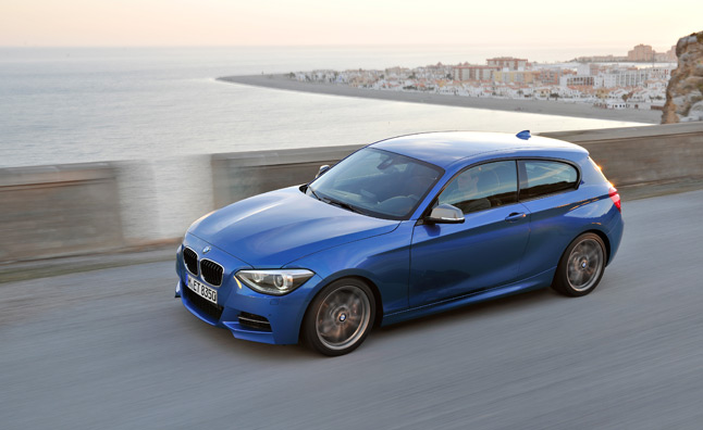 BMW M135i Revealed With 320-HP – Video
