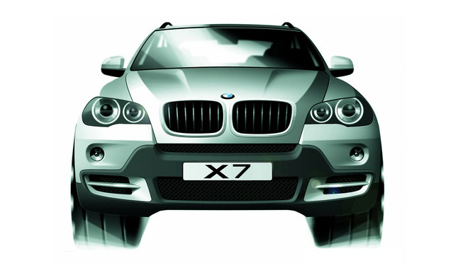 BMW X7 Rumored as New Flagship SUV