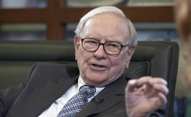 Warren Buffett Buys 10 Million Shares of GM
