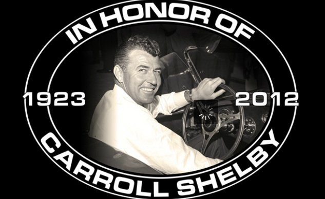 Carroll Shelby Memorial Live Stream Tonight