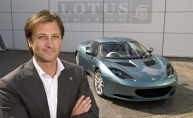Lotus CEO Dany Bahar Suspended for 'Misconduct'
