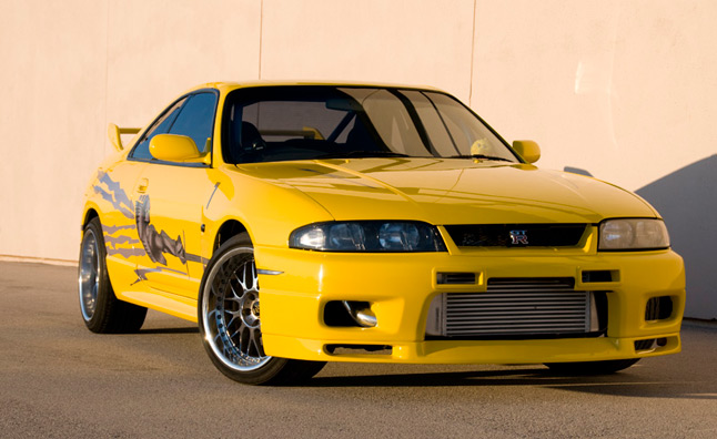 Fast and Furious Nissan Skyline May end up in the Crusher