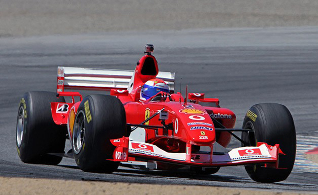 Ferrari Claims Unofficial Record Lap Time at Laguna Seca