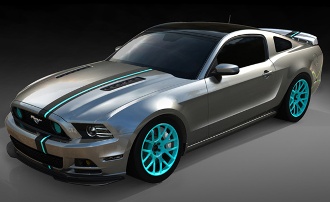 SEMA Women's Mustang Voting Begins