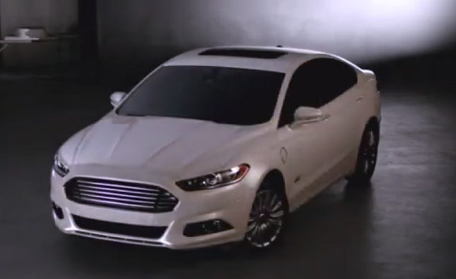 New Ford Commercial Ditches Logo, Doesn't Mention Brand