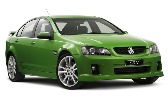 Holden Commodore Expected to be Announced for US Soon