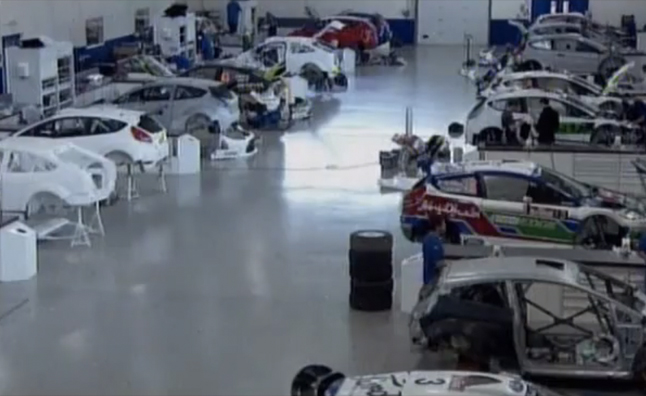 Watch How a Rally Car is Built – Video