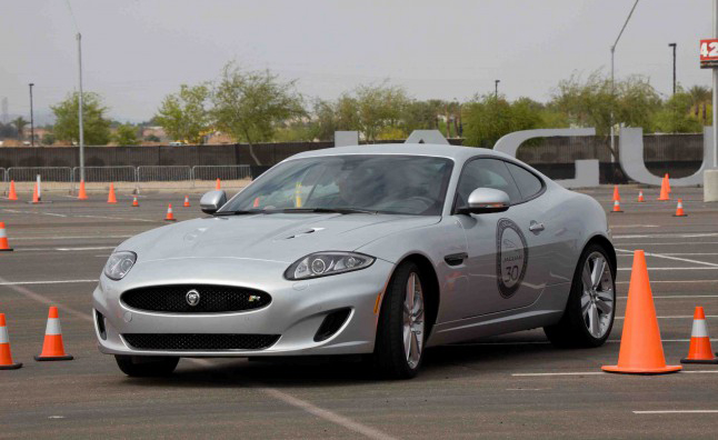 Jaguar US Performance Driving Program Expanded