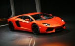 Lamborghini Aventador Convertible May use Targa Top