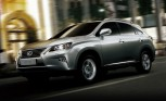 Lexus NX 200t and NX 300h Trademarked
