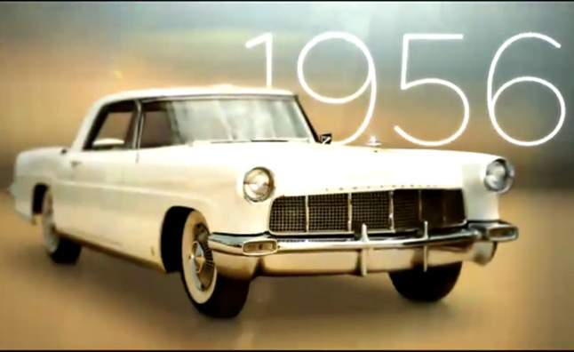 2013 Lincoln MKS Commercial Takes a Look at the Past – Video