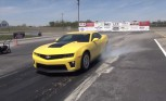 Lingenfelter Chevy Camaro ZL1 Sets its Sights on Mustang GT500 – Video