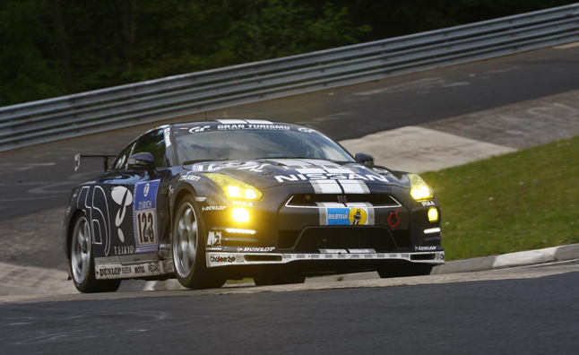 Nurburgring 24 Hours Challenges Lucas Ordonez