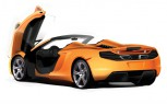 McLaren MP4-12C Spider Due this Year, No V12s in Future