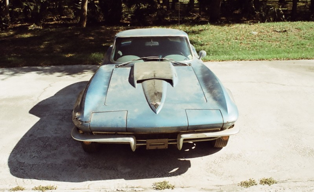 Neil Armstrong's 1967 Corvette for Sale on eBay – Retro Resale