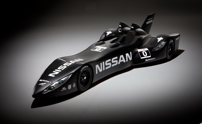 Watch How Michelin Developed Tires for the Nissan DeltaWing – Video