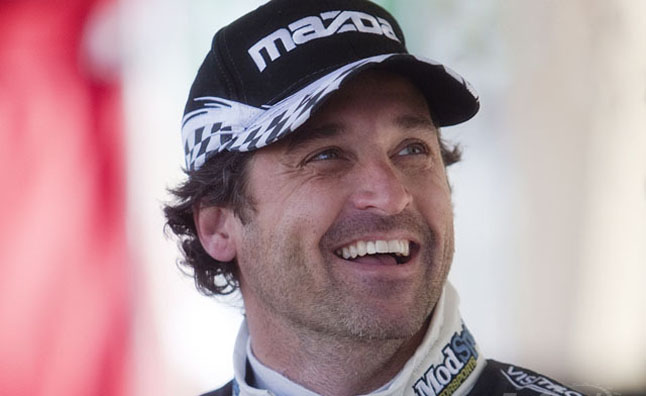 Patrick Dempsey to Make American Le Mans Series Debut This Weekend